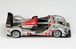 Audi R15 TDI #2 LMP1 Luhr L. - Rockenfeller M. - Werner M. Le Mans 2009