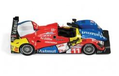 Oreca AIM #11 LMP1 Panis O. - Lapierre N. - Ayari S. 5th Le Mans 2009