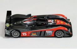 Audi R10 TDI #15 Lmp1albres C. - Bakkerud C. - Mondini G. 9th Le Mans 2009