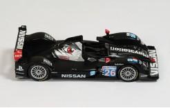 Oreca 03- Nissan #26 F. Mailleux - L. Ordonez - S. Ayari Winner LMP2 Le Mans 2011