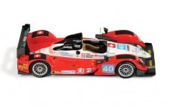 Oreca 03-Judd BMW #40 M. Frey - R. Meichtry - M. Rostan LMP2 Le Mans 2011