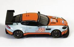 Aston Martin V8 Vantage #60 F. Giroix-M. Wainwright-R. Goethe Le Mans 2011