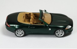 Jaguar XK Cabriolet 2005 Jaguar Racing Green