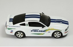 Ford Mustang GT Guaynabo City - Puerto Rico Police 2006