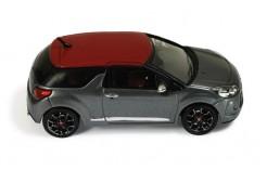 Citroen DS3 Metallic Grey - Red 2011