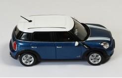 Mini Countryman Cooper S 2011 Metallic Blue & White