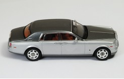 Rolls-Royce Phantom Silver & Grey Metallic