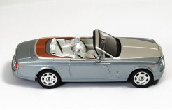 Rolls-Royce Phantom Drophead Coupe 2009 Light Grey