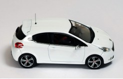 Peugeot 208 Gti 2013 White