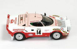 Lancia Stratos Hf #14 C. Dacremont-C. Galli Rally Monte Carlo 1977