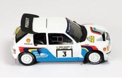 Peugeot 205 Turbo 16v Evo 2 #3 T. Salonen-S. Harjanne Winner 1000 Lakes Rally 1985 (World Champion)