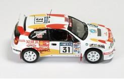 Toyota Corolla WRC #31 H. Solberg-R. Pedersen Rally Finland 2000