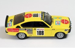 Opel Kadett #108 J. L. Clarr 4th Tour de France 1979 (1st In Class)