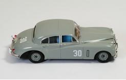 Jaguar Mkvii #30 Stirling Moss Winner Silverstone Touring Car 1952