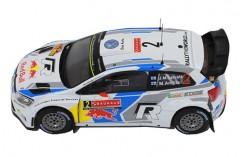 VW POLO R WRC #2 J-M.Latvala-M.Anttila Winner Sweden Rally 2014