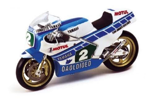 Yamaha TZ250L Christian Sarron World Champion 1984