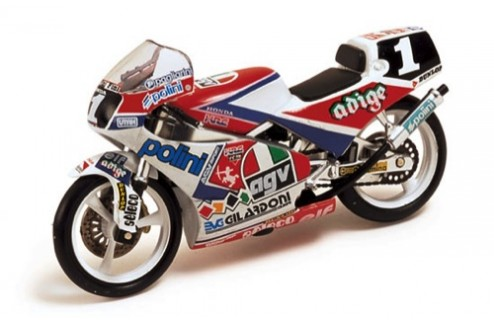 Honda RS125 Loris Capirossi World Champion 1991