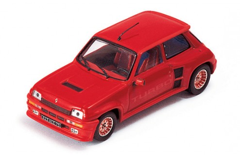 Renault 5 Turbo 1 1982 Rouge