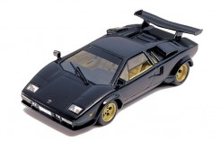 Lamborghini Countach 5000s 1984 Black