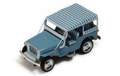 Jeep Surrey Blue 1962