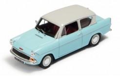 Ford Anglia 1962 2 TONES Blue & White