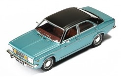 Simca Chrysler 2L 2-Tones Blue & Black 1976