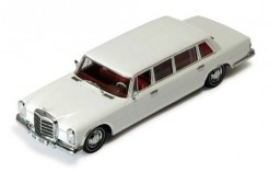 Mercedes Benz 600 Long White 1965