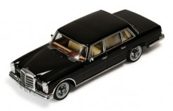 Mercedes Benz 600 Short (Kurz) Black 1966