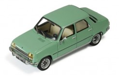 Renault Siete TL 1975 Soft Green