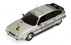 Citroen Cx Roland Garros 1985 Silver