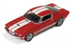 Shelby 350GT (Mustang) Red (with White Stripes 1965