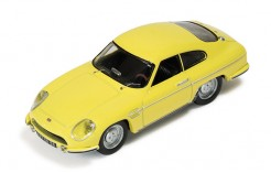 DB Panhard HBR5 Yellow 1958