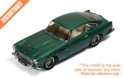 Aston Martin DB4 Brithish Racing Green 1958