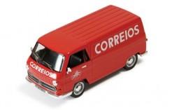 Mercedes N1000 Portuguese Post Ctt 1969