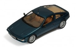 Talbot Matra Murena 1981 Metallic Green - Brown interiors