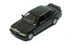 Mercedes 190e 2. 3 16v 1984 Black