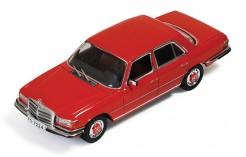 Mercedes-Benz 450 Sel (W116) Orange Metallic 1975
