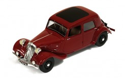 Citroen Traction 7A 1934 Bordeaux