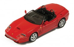 Ferrari 550 Barchetta Red 2000