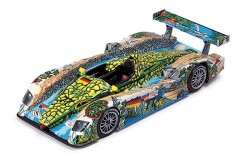 """Audi R8 """"Crocodile"""" R. Capello-Mcnish Winner Adelaide 2000"""
