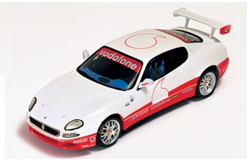 "Maserati Trofeo ""Presentation Version"" 2003 (White & Red Vodaphone)"