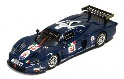 Maserati MC12 #34 A. de Simone-J. Herbert FIA-GT Imola 2004