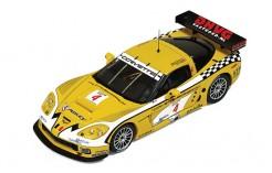 Corvette C6-R #4 Longin-Kumpen-Hezemans Winner FIA-GT Paul Ricard 2006