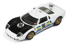 Ford GT MKII #96 B. McLaren-C. Amon 24H Daytona 1966