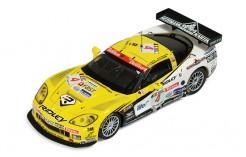 Corvette Z06 #4 Hezemans-Kumpen-Menten-Mollekens Winner 24H SPA 2009