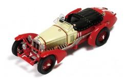 Alfa Romeo 8c #11 R. Sommer-T. Nuvolari Winner Le Mans 1933