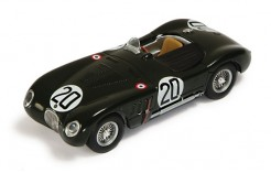 Jaguar XK120C P. Walker-P. Whitehead #20 Winner Le Mans 1951