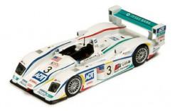 Audi R8 Champion Racing Team #3 J. J. Lehto-T. Kristensen-Werner Winner Le Mans 2005