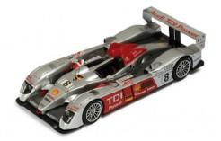 Audi R10 #8 Audi Sport F. Biela-M. Werner-E. Pirro Winner Le Mans 2006