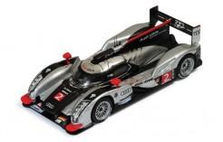 AUDI R18 TDI #2 M.Fässler - A. Lotterer -B. Treluyer LMP1 Winner Le Mans 2011